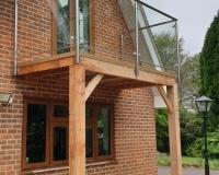balcony-wood-frame