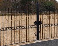 calshot-cemetary-metal-gates