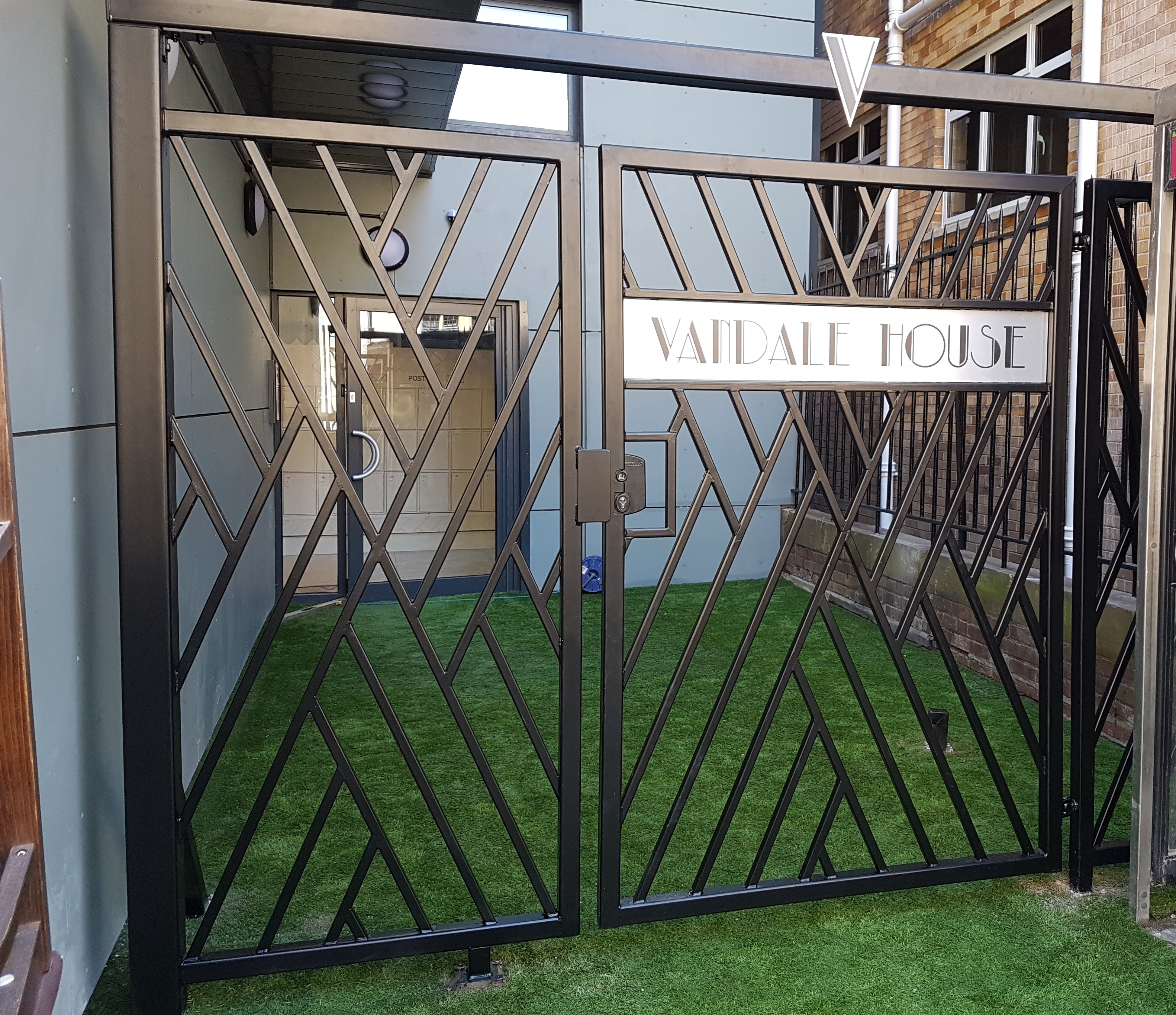 Wrought Iron Gates And Steel Barriers: Wrought Iron And Other Gates