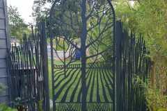 laser-cut-metal-gate