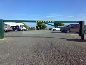 Car Park Barrier